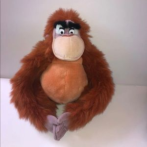 King Louie Jungle Book Disney Plush